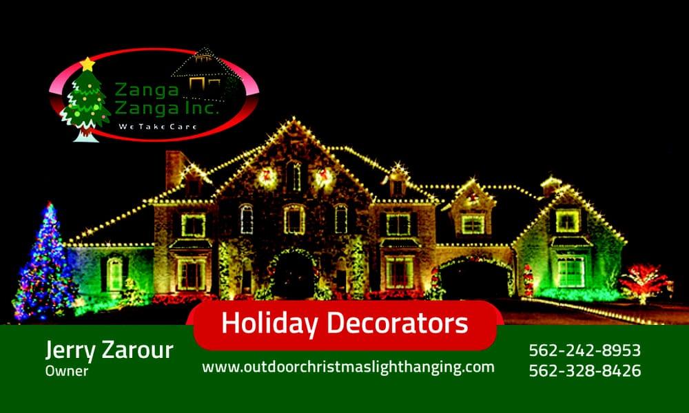 Zanga Zanga is your professional holiday decorating and Christmas ...