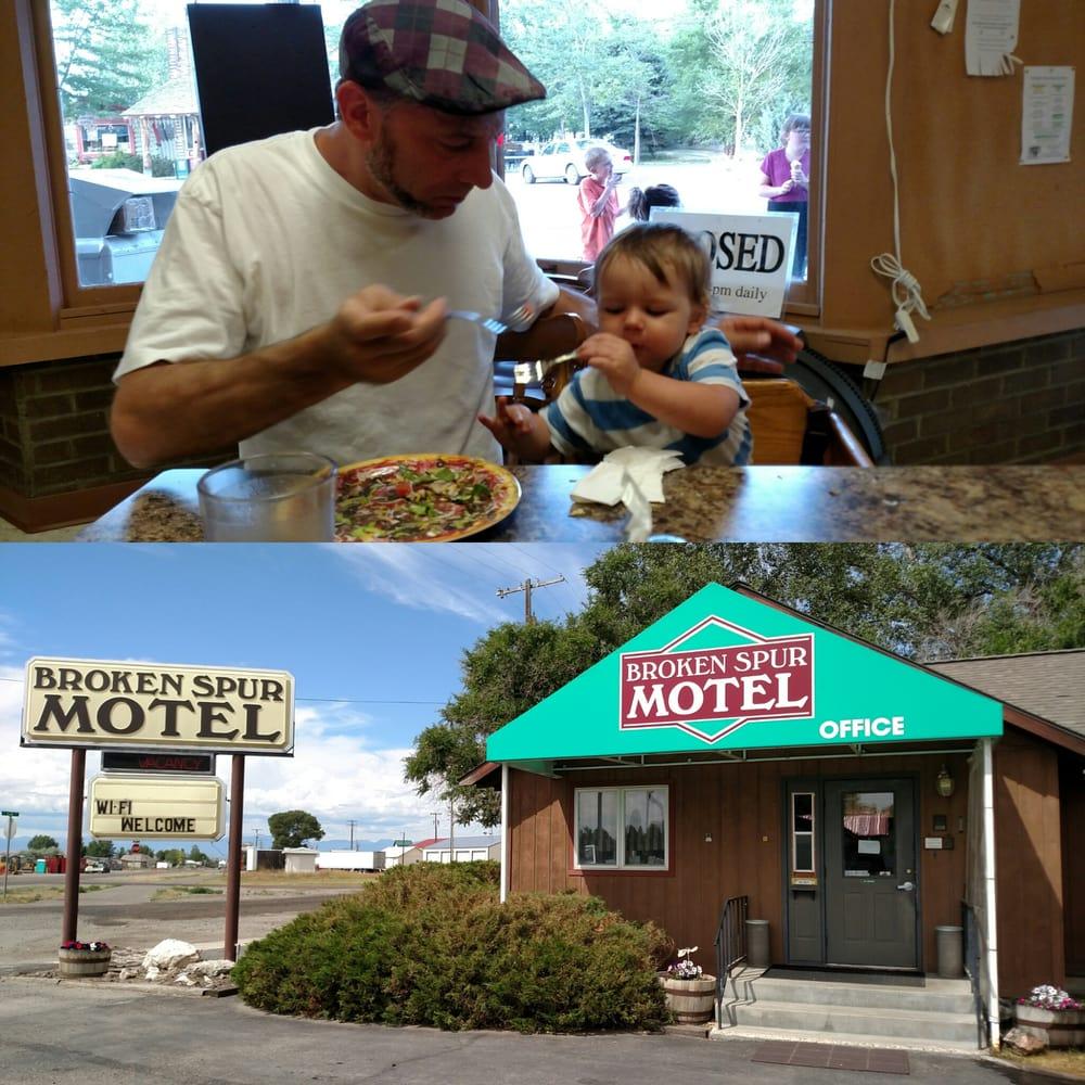 Broken Spur Motel: 124 W Elm St, Three Forks, MT