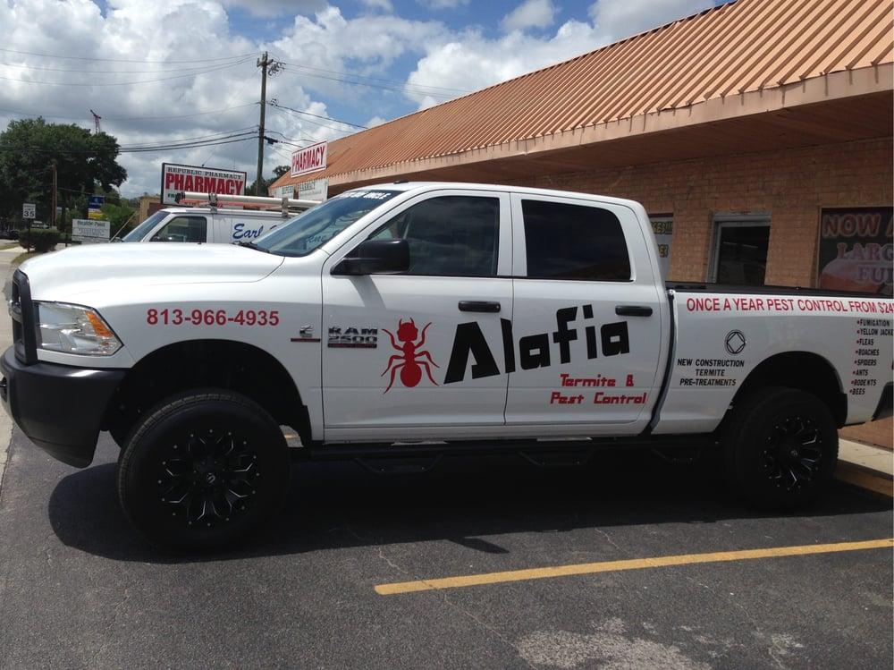 Alafia Termite & Pest Control Services: 12508 Elnora Dr, Riverview, FL