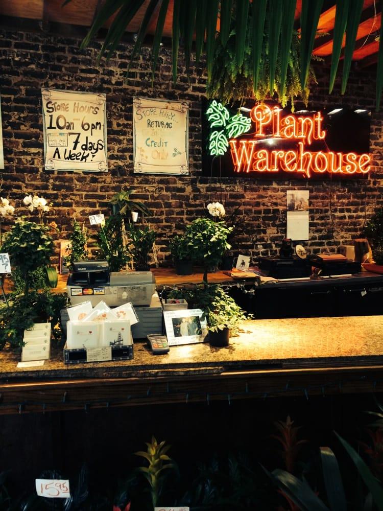 Plant warehouse soma san francisco
