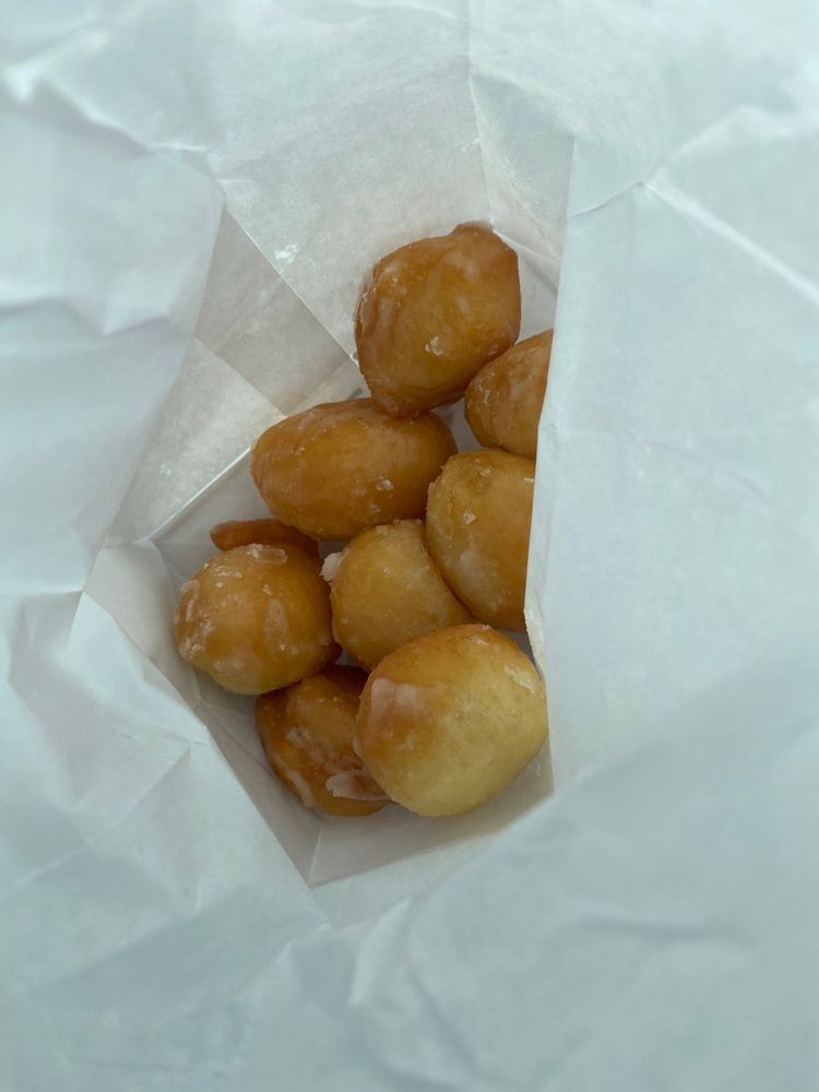 The Donut Palace: 429 W Business 60, Dexter, MO