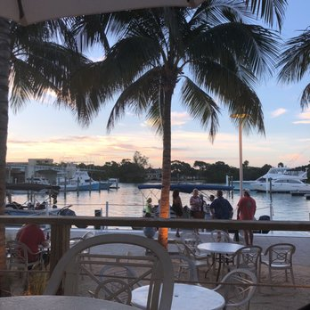 Photo Of U Tiki Beach Jupiter Fl United States Dinner