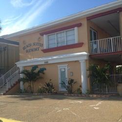 Photo Of Beach Suites Resort Madeira Fl United States