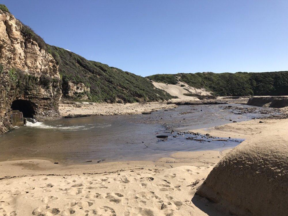 My Dream Beach: Bonny Doon Beach, Santa Cruz, California