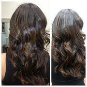 Vellum salon hair extensions 1450 frazee rd mission valley united states photo of vellum salon san diego ca united states carmel balayage highlight pmusecretfo Choice Image