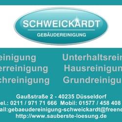 Schweickardt Angebot Erhalten Büroreinigung Gaußstr 2