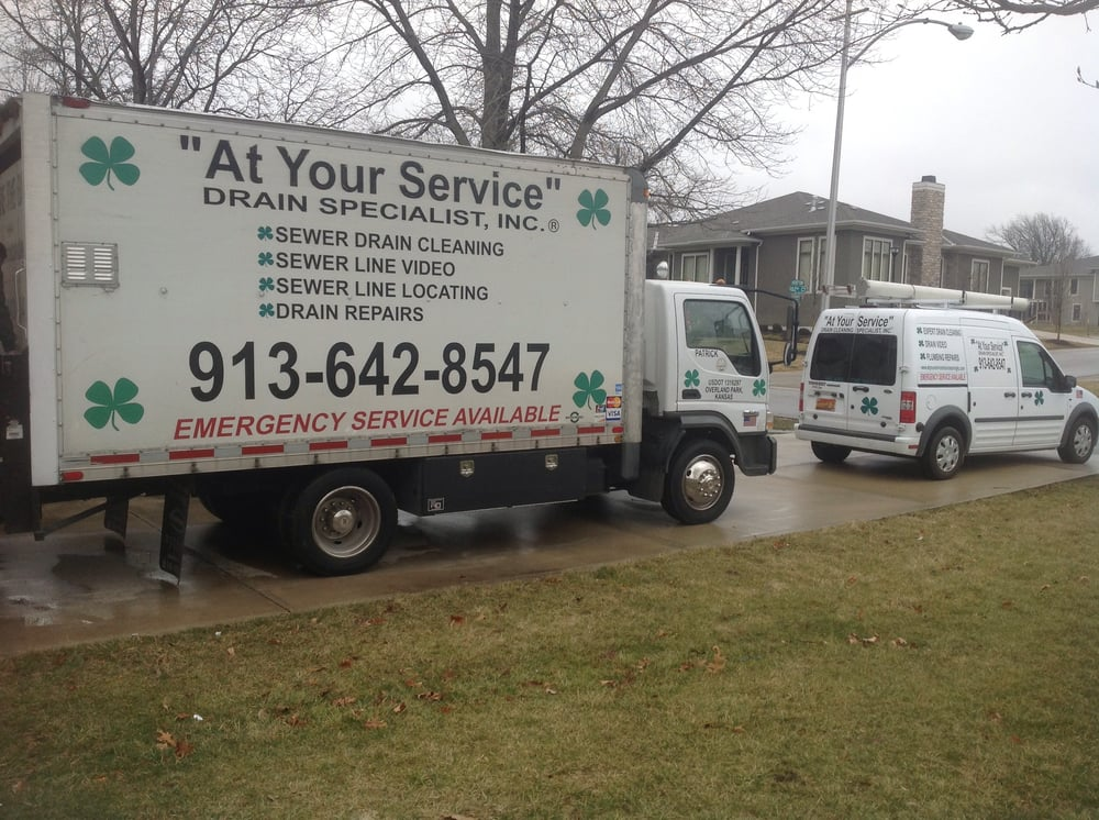 At Your Service Drain Cleaning Specialists