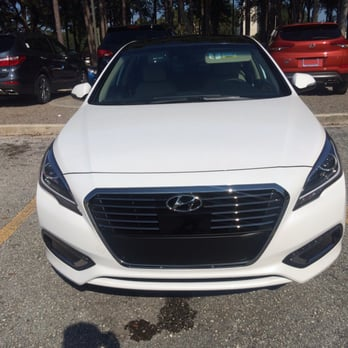 Photo Of Key Hyundai   Jacksonville, FL, United States. Gorgeous New Sonata!