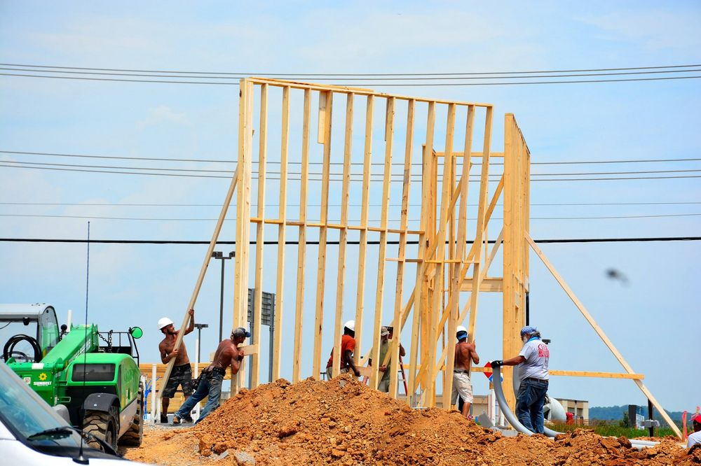 Easton Sawyer Construction Firm: Hedgesville, WV