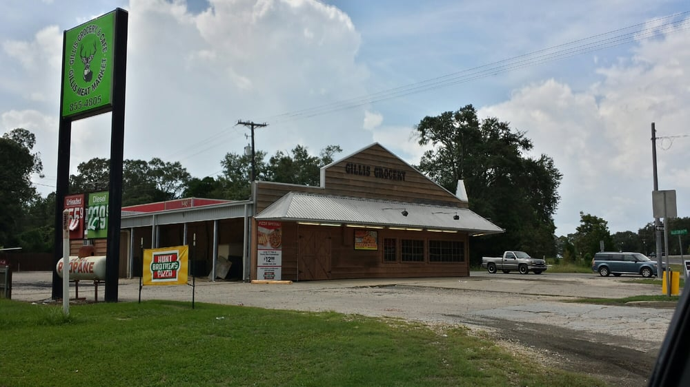 Gillis Grocery & Cafe / Gillis Meat Market: 4199 N Highway 171, Lake Charles, LA