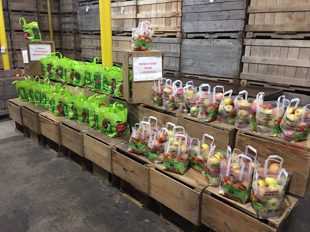 Chazy Orchards: 9486 State Route 9, Chazy, NY