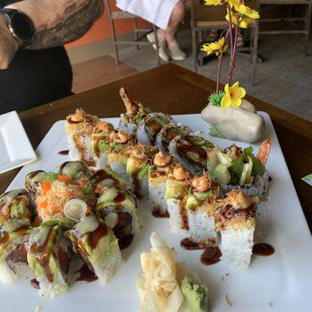 Osaka Steakhouse & Sushi Bar - 105 Photos & 48 Reviews - Sushi Bars