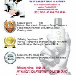 Barber Shop Jupiter : Photo of The Old Fashioned Barber Shop - Jupiter, FL, United States