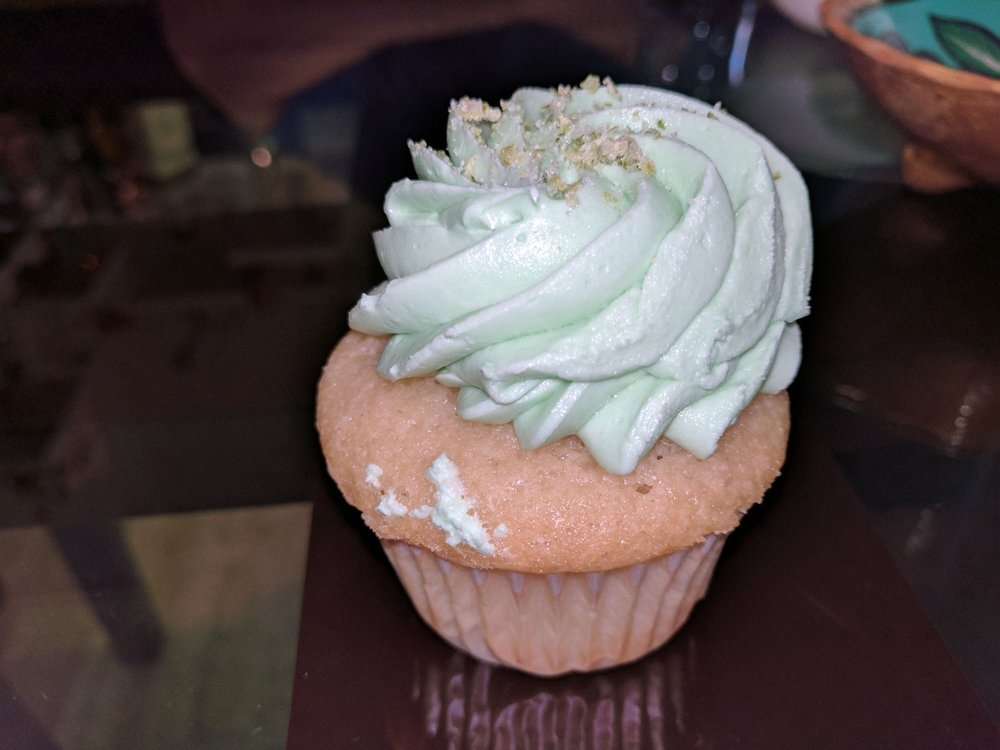 Sweetbites Cafe & Bakery: 6845 Elm St, Mclean, VA