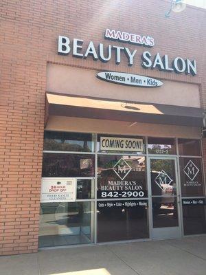 Maderas Beauty Salon 1252 Madera Rd Simi Valley Ca Hair Salons - Salon-madera