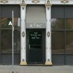 Rochester spa and body club