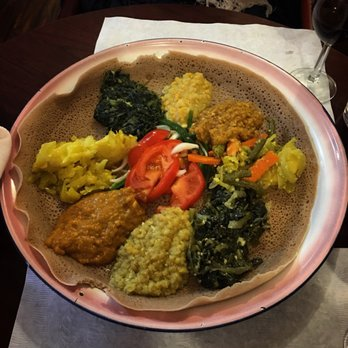Yelp Reviews for Abyssinia Ethiopian Restaurant - 128 Photos & 117