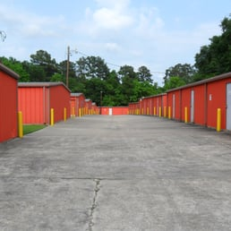 Photo Of Self Service Storage Conroe Tx United States Easy Access