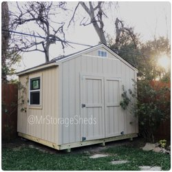 Photo Of Mr. Storage Sheds   Houston, TX, United States. 10x12 Gable