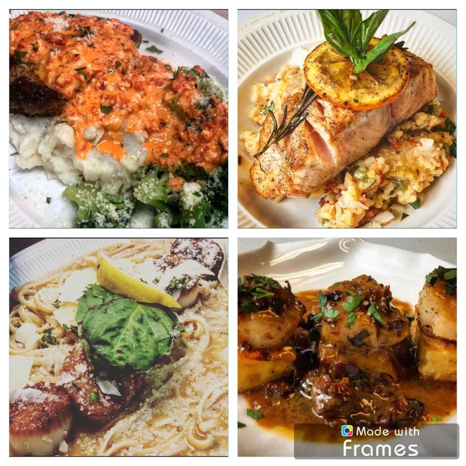 N2S Italian Family Restaurant: 22512 Lankford Hwy, Cape Charles, VA