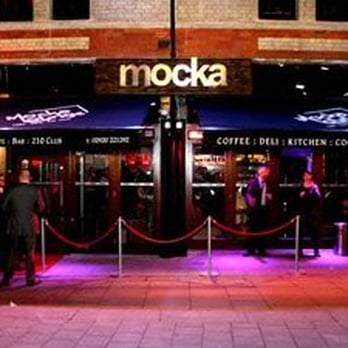 mocka Lounge speed dating
