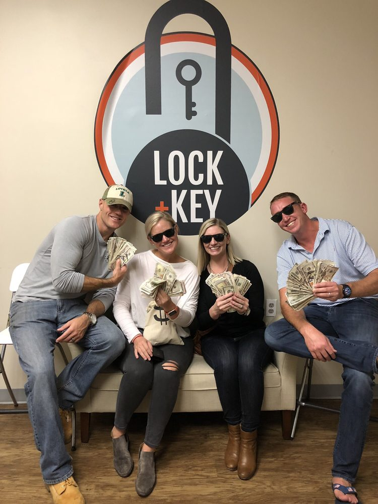 Lock N' Key Escape Room