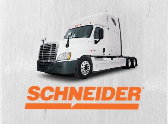 Schneider Trucks - Commercial Truck Dealers - 3101 S