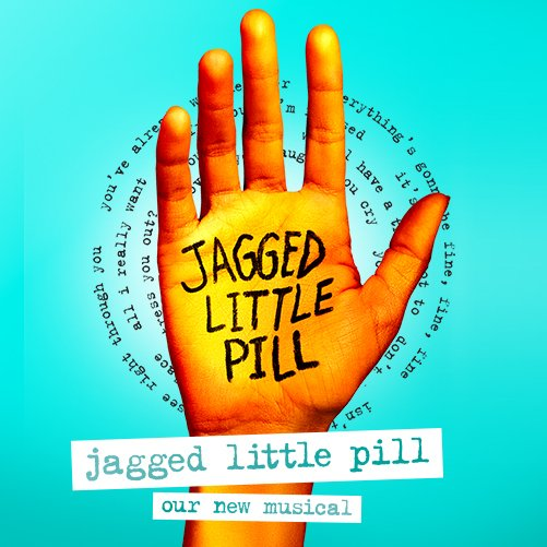 Jagged Little Pill: 235 W 44th St, New York, NY