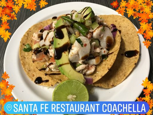 Santa Fe Restaurant - 49305 Grapefruit Blvd, Coachella, CA