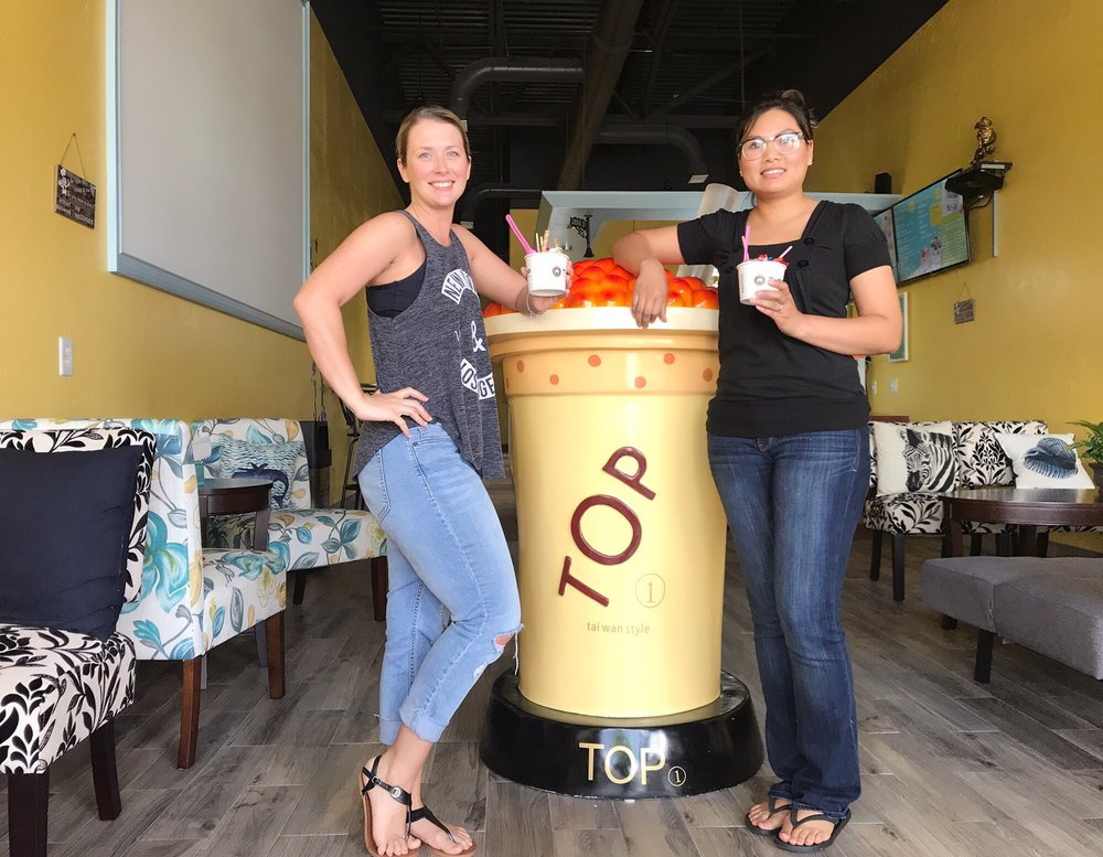 Social Spots from Top Cold Grill Ice Cream & Tea