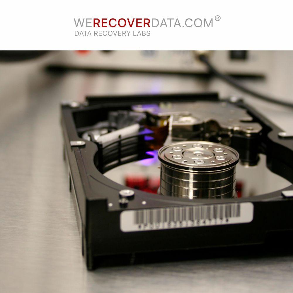 WeRecoverData.com Data Recovery Labs - Washington: Washington, DC, DC