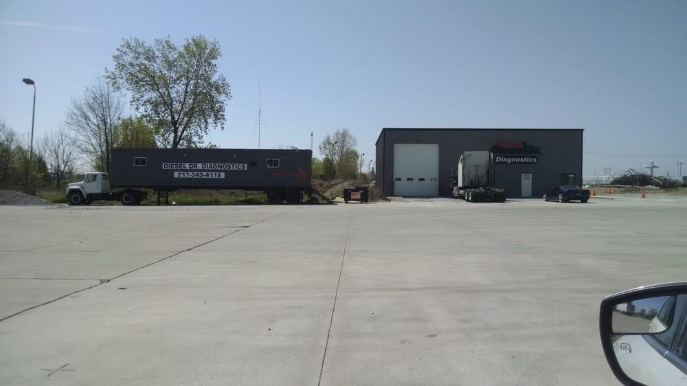 Diesel Dr Diagnostics: 1507 W Fayette Ave, Effingham, IL