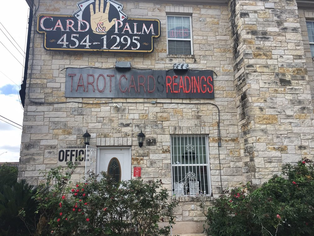 Palm & Card Reading: 709 Blackson Ave, Austin, TX