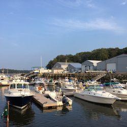 Yankee Marina & Boat Yard - Marinas - 142 Lafayette St