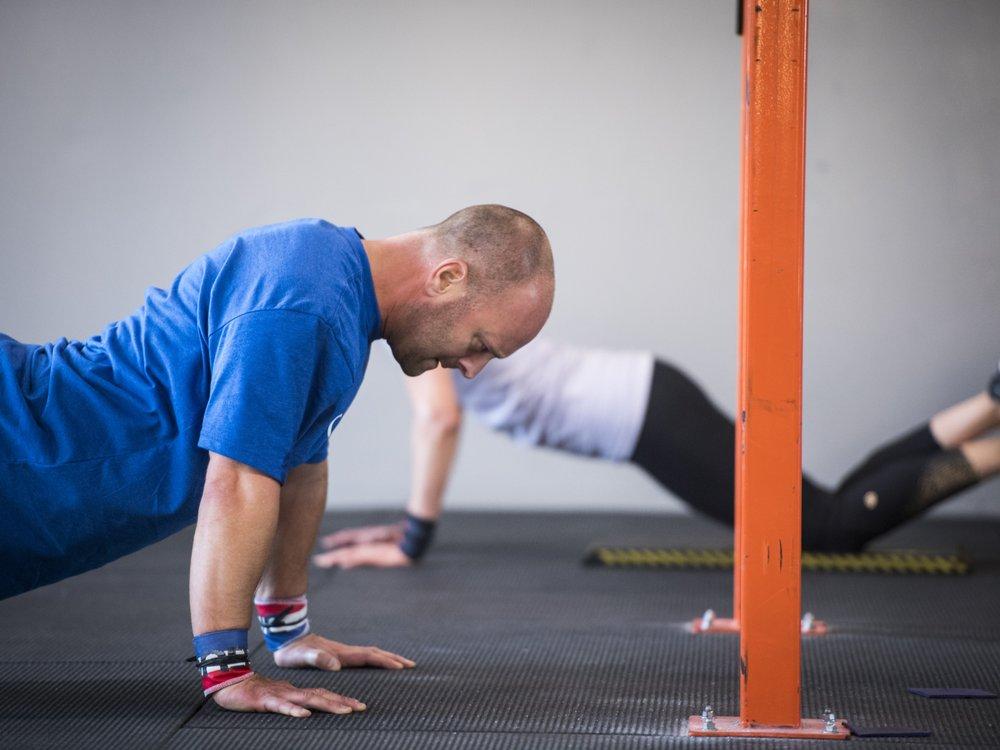 LRSAC CrossFit
