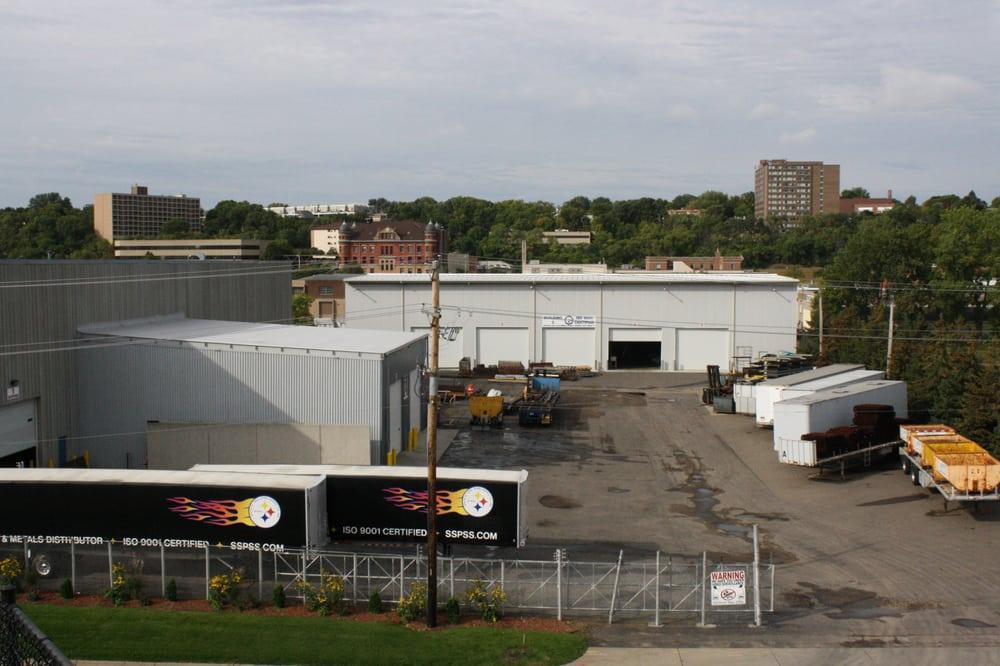 South St Paul Steel Supply Company: 200 Hardman Ave N, Saint Paul, MN