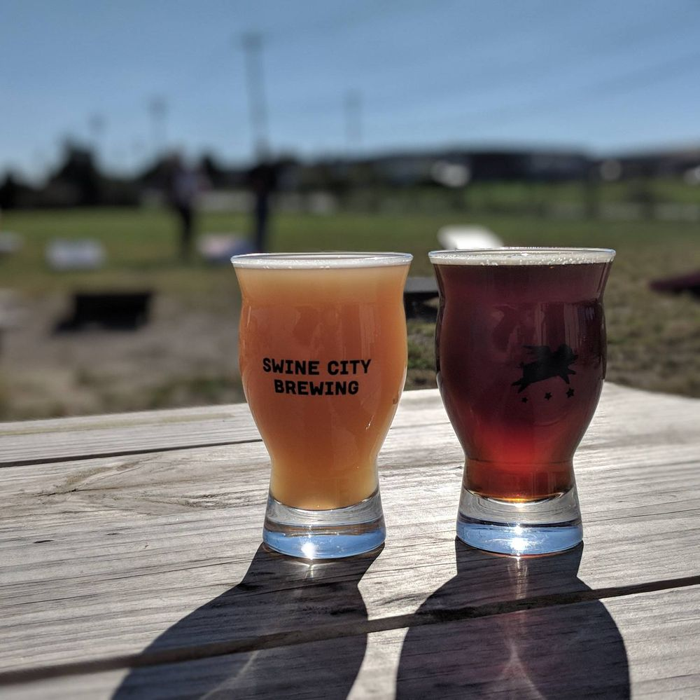 Swine City Brewing: 4614 Industry Dr, Fairfield, OH