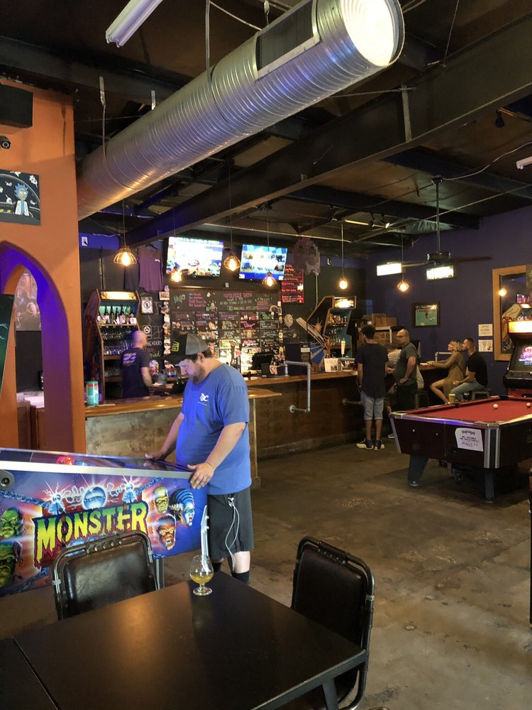 Lowry Parcade & Tavern: 1213 W Waters Ave, Tampa, FL