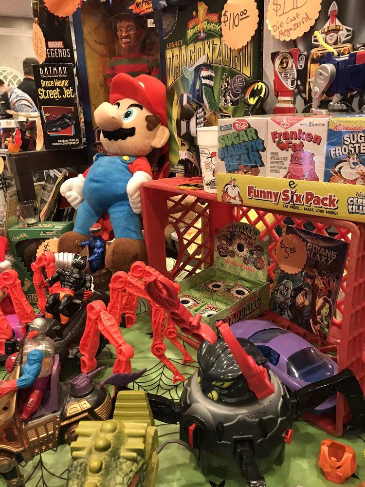 Epic Robo-Spider: 317 Main St, Highland Falls, NY