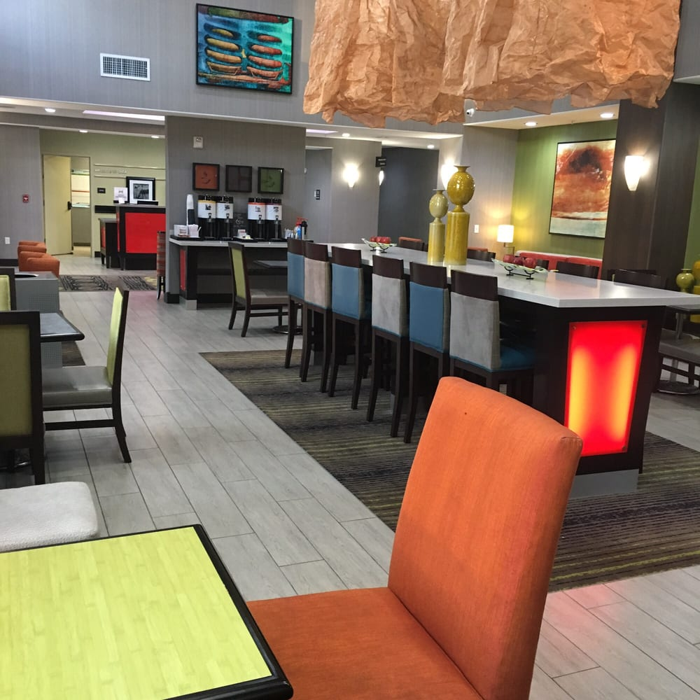 Photo Of Hampton Inn Suites Ada Ok United States Dining