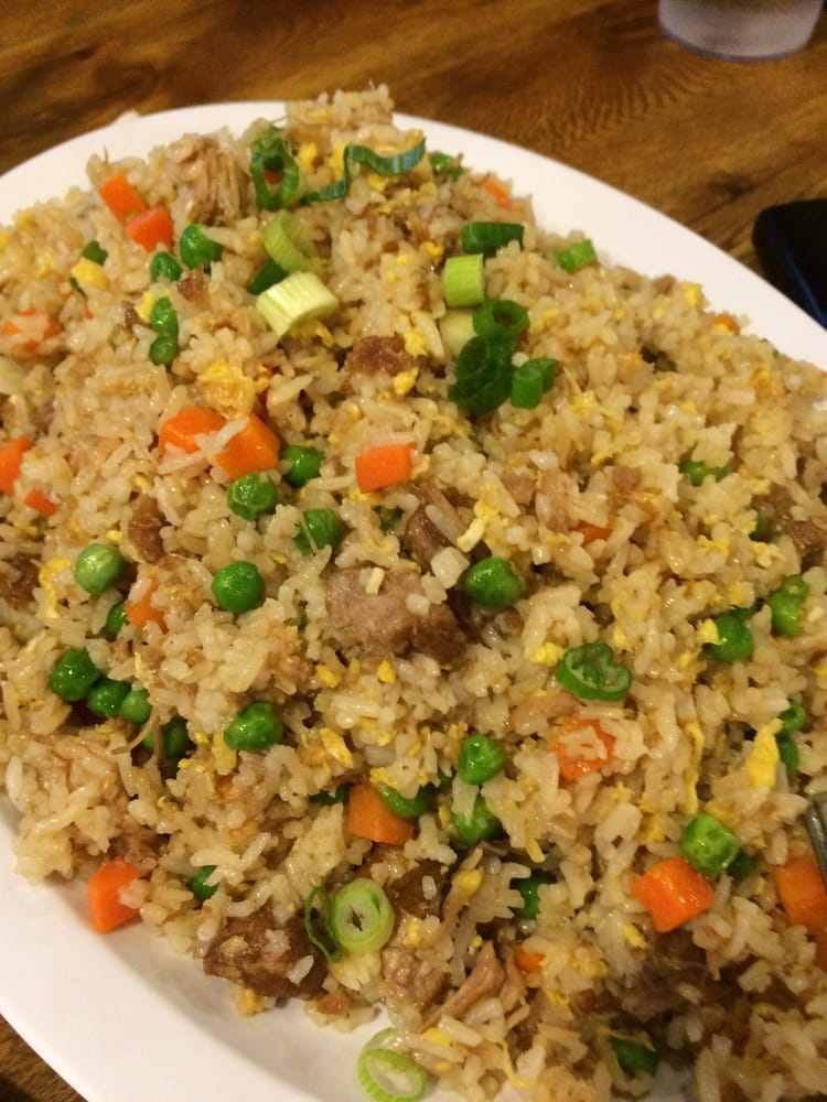 Pork adobo fried rice yelp for Cuisine xey