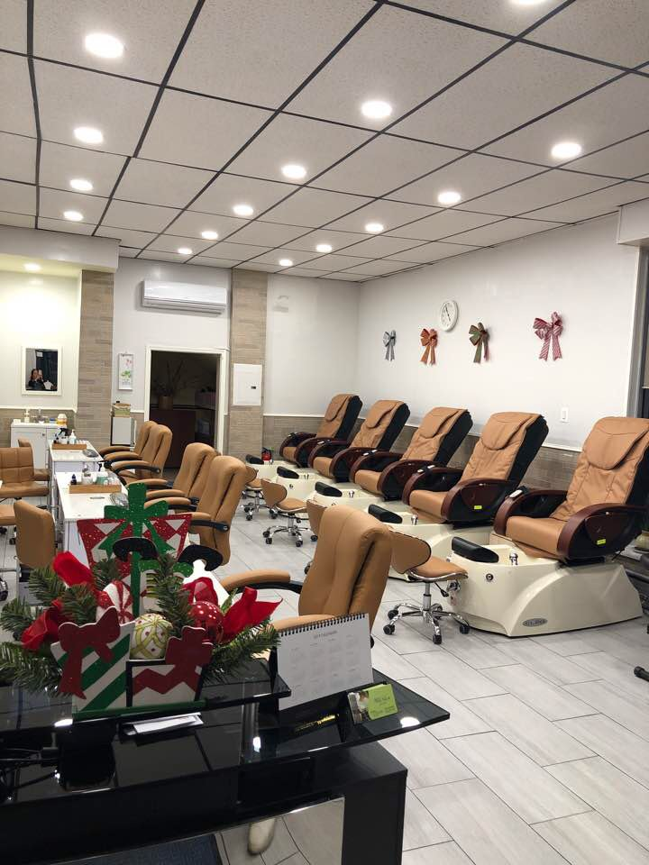 Noble Nails & Spa: 25327 Northern Blvd, Little Neck, NY