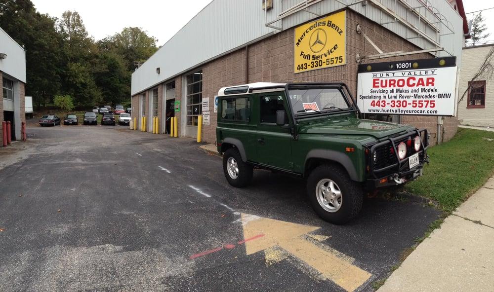 Hunt Valley Eurocar 11 Reviews Auto Repair 10801 York Rd