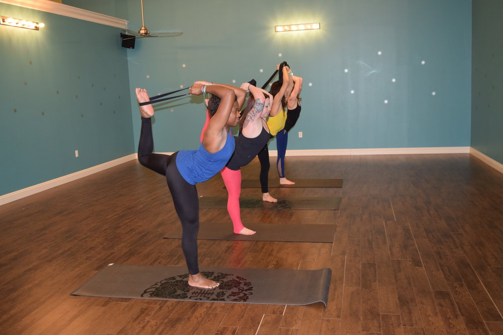 Tribal Yoga