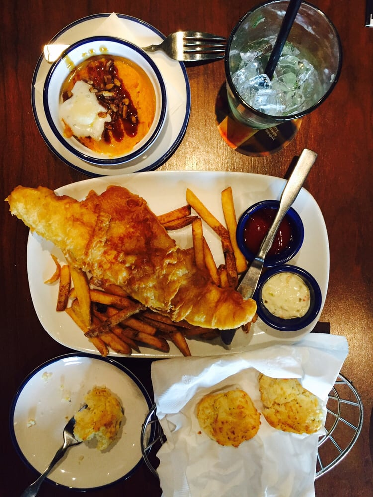 Fish chips yelp for Red lobster fish and chips