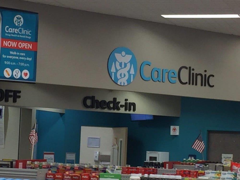 Rainier Avenue CareClinic by Kaiser Permanente at Bartell Drugs | 2345 Rainier Ave S, Seattle, WA, 98144 | +1 (800) 722-3015
