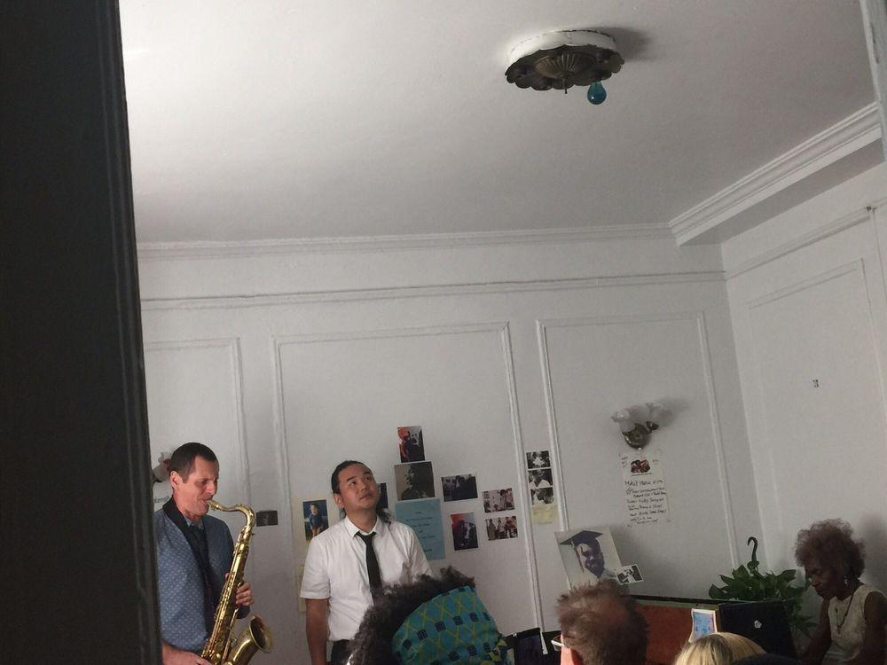 Jazz At Marjorie Eliots