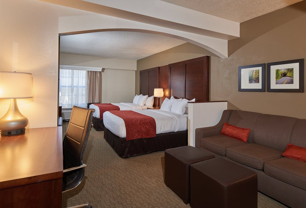 Comfort Suites near Penn State: 132 Village Dr, State College, PA