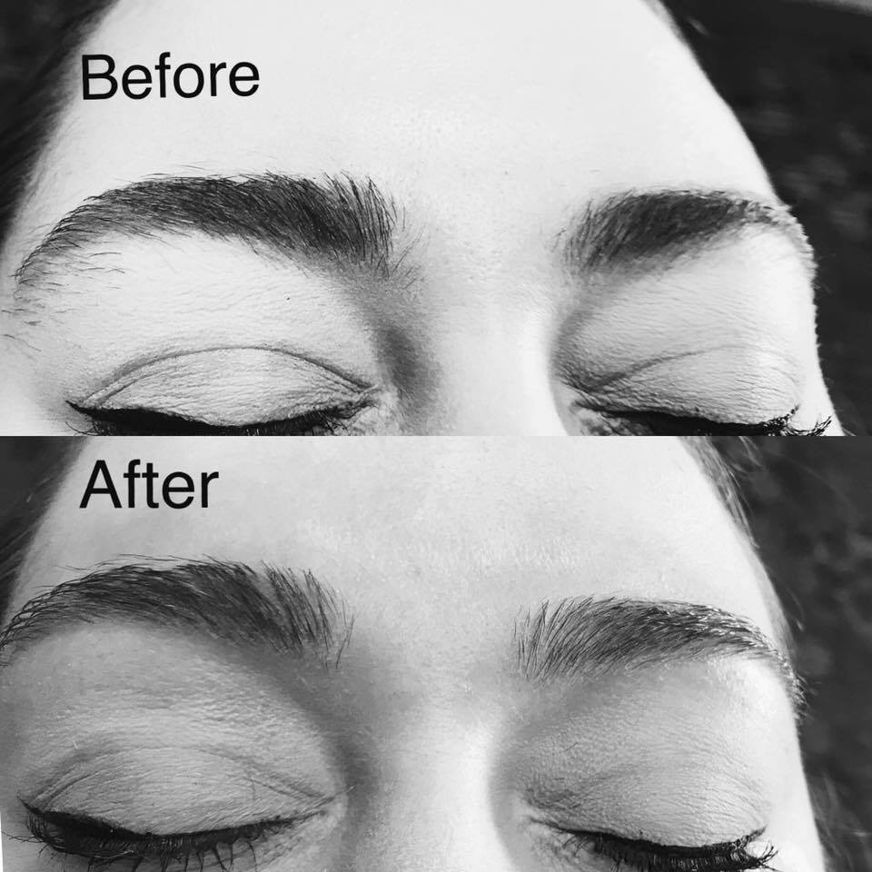 Perfect Natural Looking Eyebrows Threading Yelp