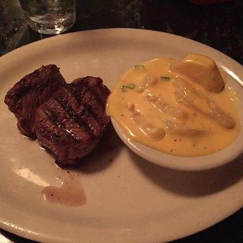 Photo Of Dunston S Steak House Dallas Tx United States 9oz Filet Mignon